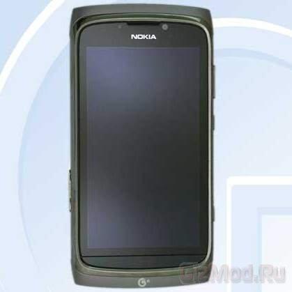 Nokia 801T под управлением Symbian^3