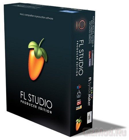 FruityLoops Studio 10.0.9 - создание музыки
