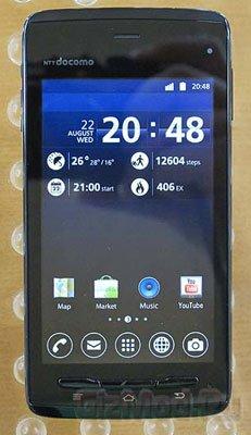 Fujitsu вышла в лидеры по тонкости смартфонов