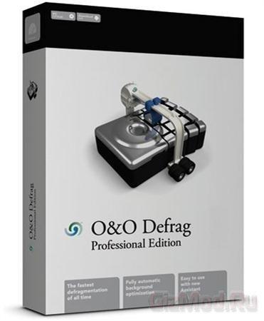 O&O Defrag Pro 17.0.504 - качественная дефрагментация