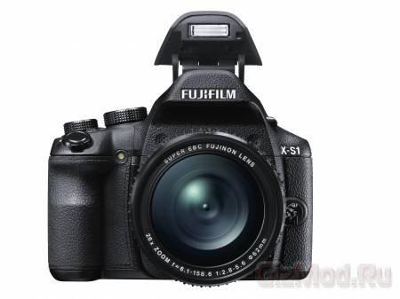 Суперзум Fujifilm X-S1