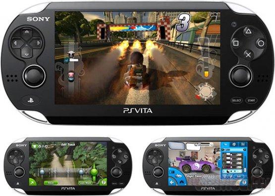 PS3-игры можно будет запускать на Vita