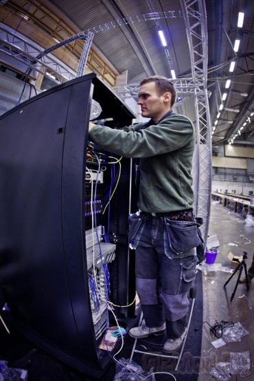 Cisco и Telia: интернет-соединение 120 Гбит/с