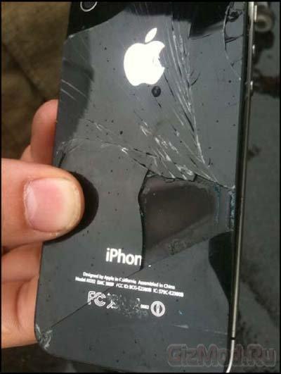 iPhone не выдержал, и загорелся