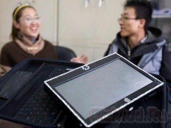 Самодельный планшет за $125 для подружки