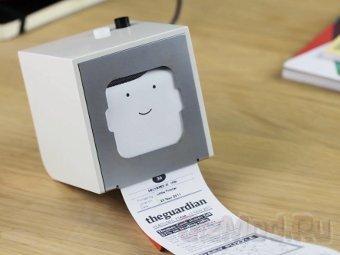Принтер для печати мини-газет