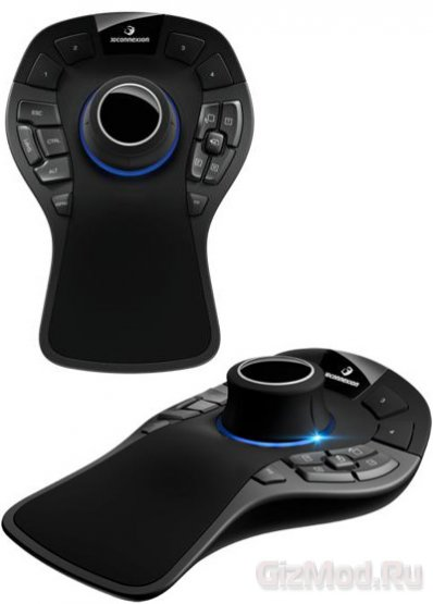 3Dconnexion SpaceMouse Pro находка для дизайнера