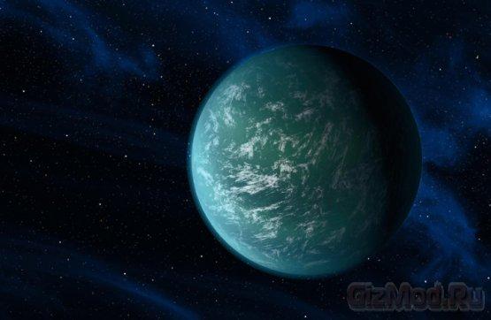 Обнаружена планета у другого Солнца