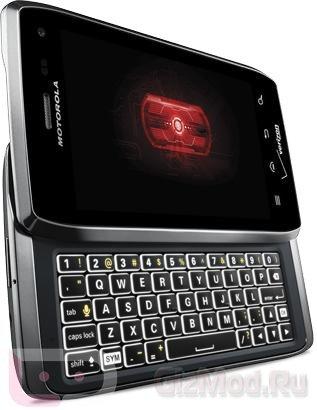 Официальные характеристики Motorola DROID 4