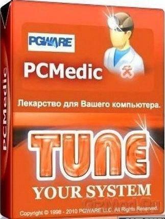 PCMedik 6.12.5.2011 - оптимизация компьютера