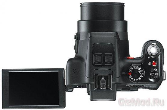 DSLR суперзум Leica V-Lux 3