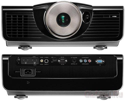 Домашний 3D Full HD-проектор от BenQ