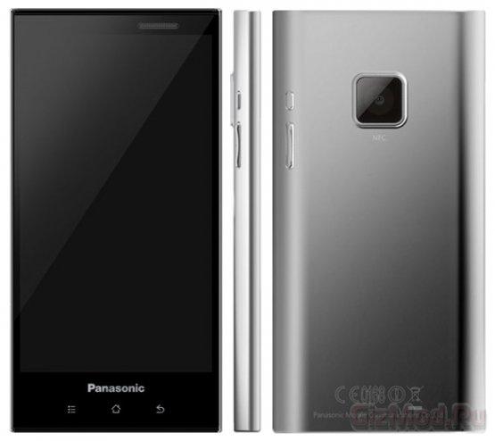Смартфоны Panasonic идут в Европу