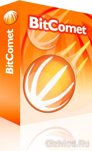 BitComet 1.35 - Torrent качалка