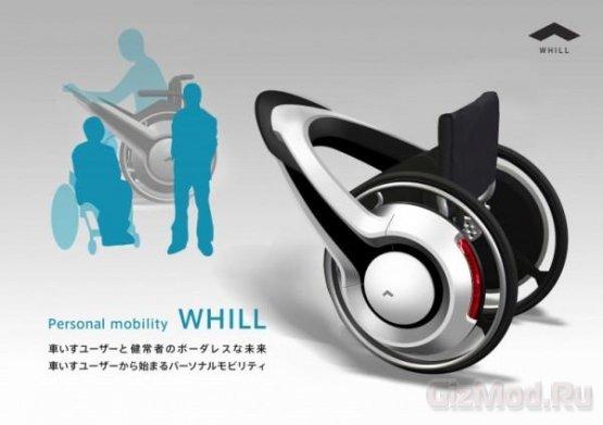 Segway для инвалидов