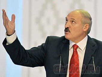 Лукашенко обещает лучший космический аппарат
