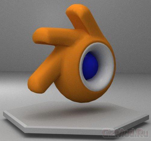 Blender 2.61 - редактор 3D