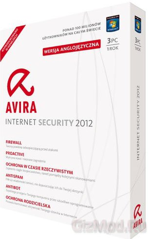 Avira Internet Security 2012 v12.0.0.832 - антивирус