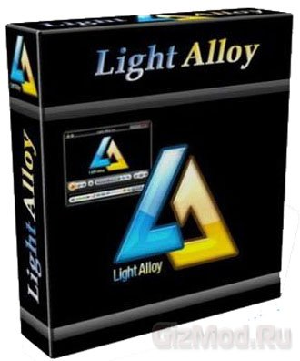 Light Alloy 4.6.0.2039 RC3 - медиаплеер