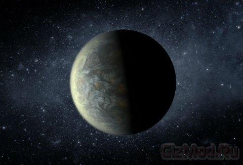 Первые экзопланеты сравнимые с Землей