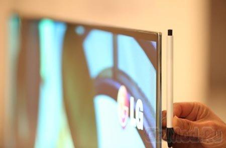 LG Display отличилась OLED-панелью 55 дюймов