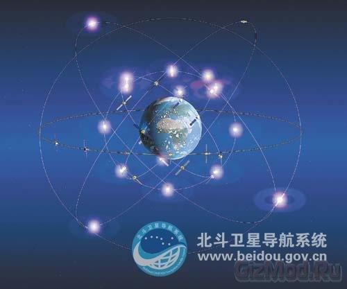 У китайцев теперь свой GPS