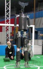 Японцы строят робота-гиганта