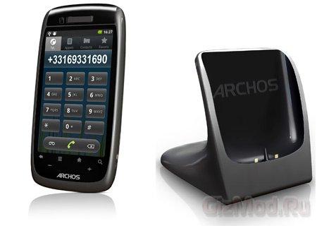 Домашний телефон-планшет ARCHOS