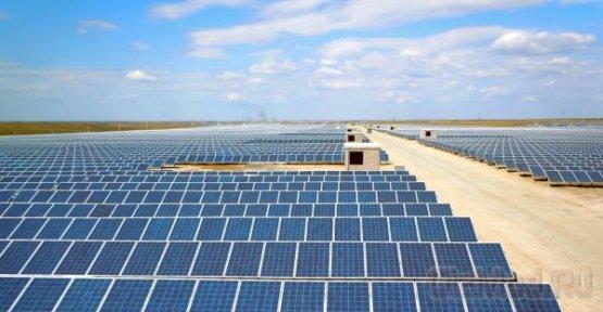 Крымская солнечная ЭС крупнейшая в мире