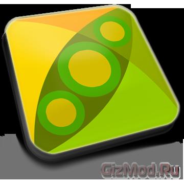 PeaZip 4.3 - универсальный архиватор