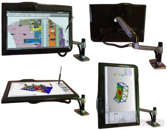 Дисплей-планшет Rossmorr i23 HD для дизайнеров