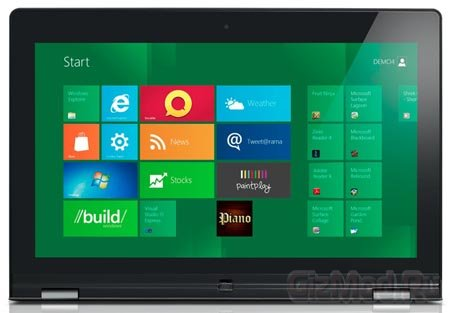 Ультрабук-планшет Lenovo IdeaPad YOGA