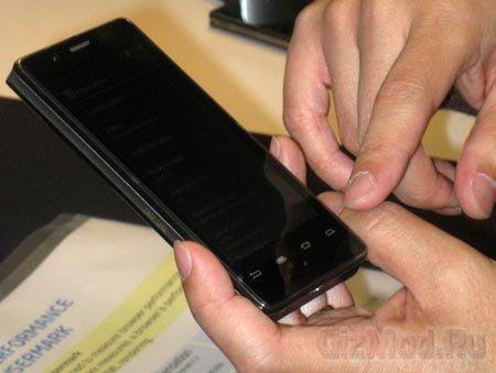 Intel представила Medfield и смартфоны на ней