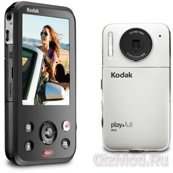 """""""Социальная"""" мыльница Kodak PlayFull Dual Camera"""