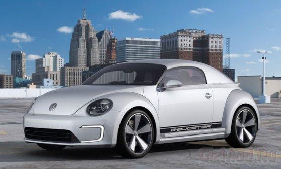 Концептуальный Volkswagen E-Bugster