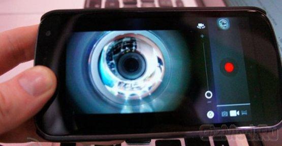 Панорамное круговое видео на Android-смартфонах