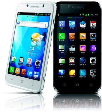 Анонсирован плеер Galaxy Player 3.6