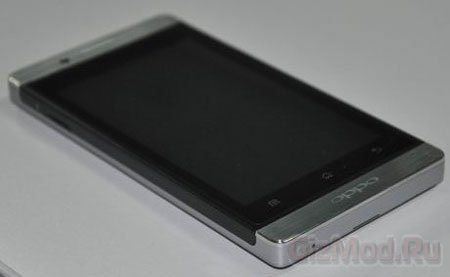 Китайский OPPO Find 3 получил Android 4.0