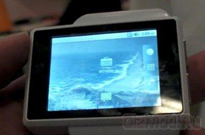 Android-часы с поддержкой GSM за $200