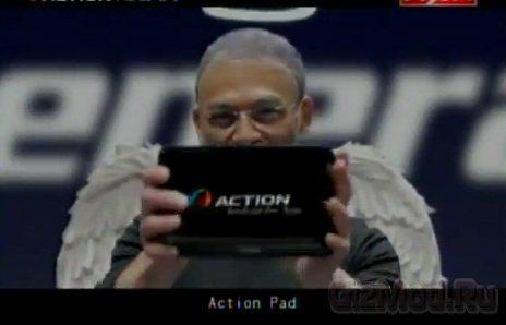 Покойный Стив Джобс рекламирует Android-планшет