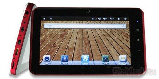 KDE представил планшет с ОС Linux на борту