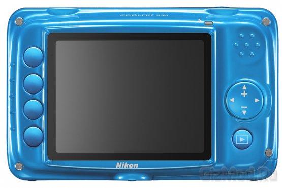 Защищенная камера Nikon COOLPIX S30