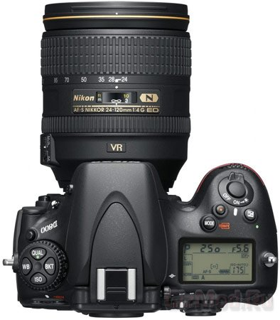 Свежеиспеченные зеркалки Nikon D800 и D800E