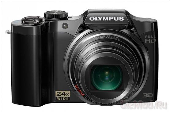 Суперзум Olympus SZ-31MR iHS для путешественников