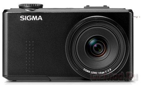 Камеры Sigma DP1 Merrill и DP2 с разрешением 46 Мп