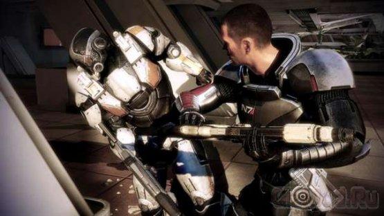 EA отправила Mass Effect 3 в печать