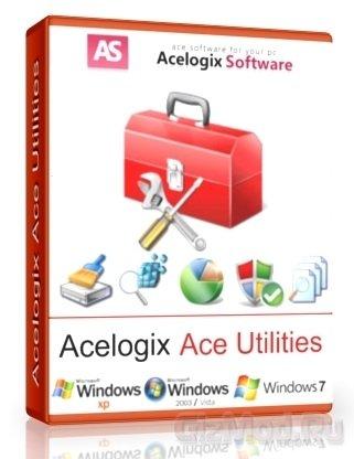 Ace Utilities 5.30 RC3 - набор утилит