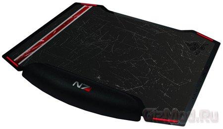Линейка Mass Effect 3 от Razer и BioWare