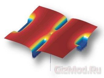 Транзистор из одного атома