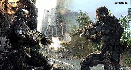 Crysis 3 в разработке